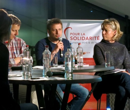 Table ronde culture & ESS à Liège