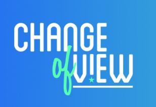 change of view bannière site web