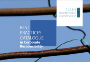 image couverture BEST PRACTICES CATALOGUE in Corporate Responsibility