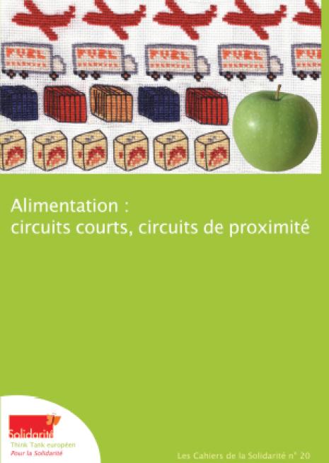 image couverture  Alimentation : circuits courts, circuits de proximité