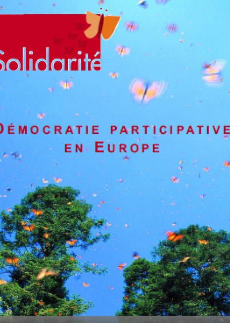 capture la démocratie partipative