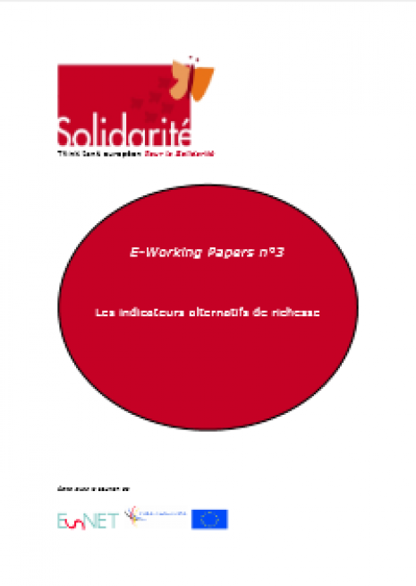 image couverture les indicateurs alternatifs de richesse