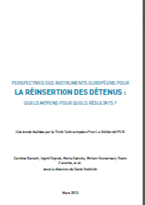 capture instrument reinsertion detenus
