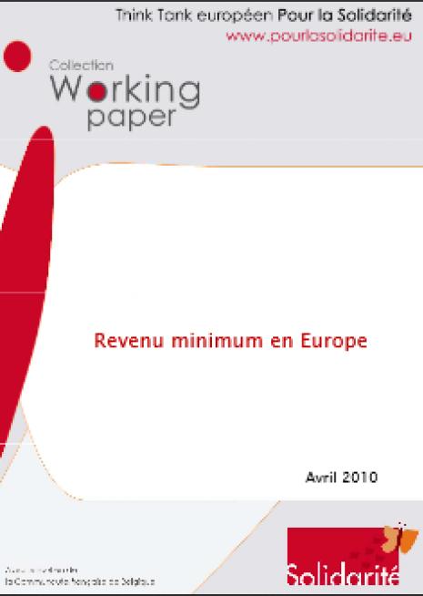 image couverture revenu minimum en europe