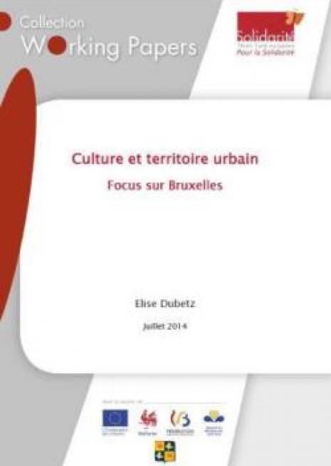 Culture et territoire urbain – Focus sur Bruxelles - cover