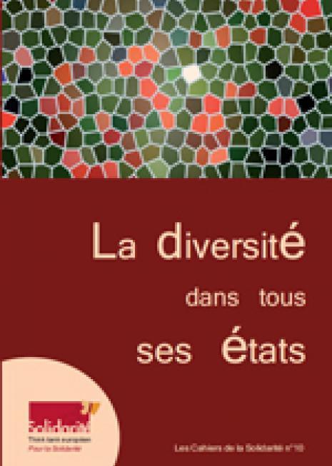 La diversité dans tous ses états - cover